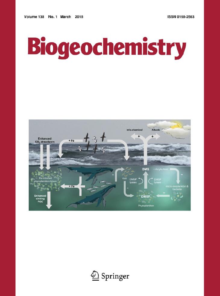 Publications - Matthew Savoca Ecology